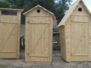 Типы туалетов для дачи: варианты