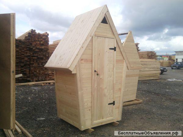 Как и где построить туалет на даче