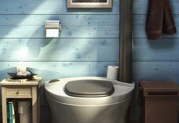 Яма под туалет на даче своими руками