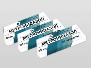 Метронидазол от фитофторы томатов