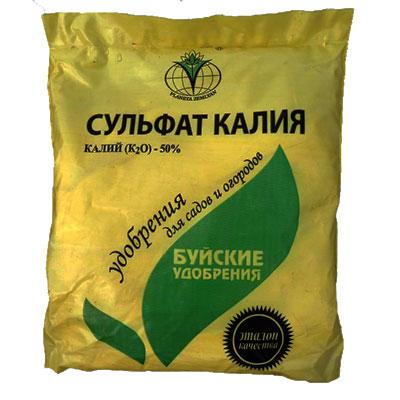 Фосфорно калийное удобрение для томатов