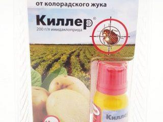Киллер — средство от колорадского жука