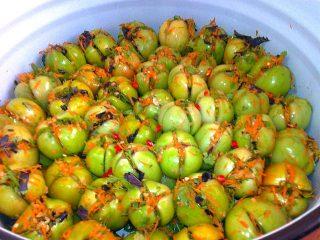 Тещин язык с помидорами: рецепт