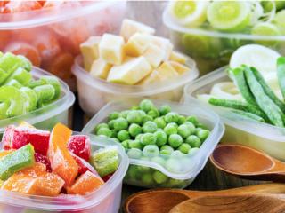 Какие овощи замораживают в домашних условиях