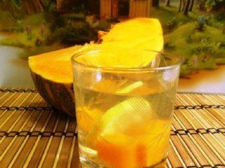 Тыквенный компот с апельсином: рецепт