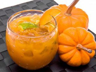 Рецепт компота из тыквы на зиму, как ананас