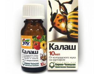 Средство от колорадского жука Калаш: отзывы