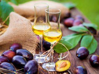 Домашнее сливовое вино: рецепт приготовления