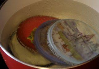 Стерилизация крышек: с резинками, капроновых, пластмассовых, закручивающихся