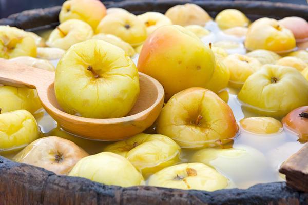Как заквасить яблоки в домашних условиях 98