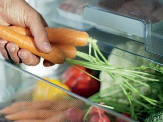 Сколько можно хранить морковь в холодильнике