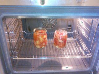 Стерилизация в духовке: сколько минут
