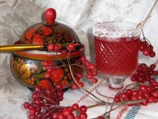 Настойка из калины на водке: рецепт