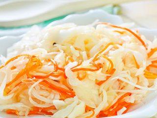 Капуста маринованная быстрого приготовления: рецепт без уксуса