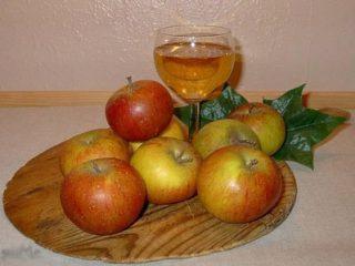Крепленое вино из яблок в домашних условиях