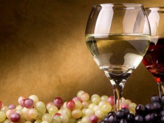 Домашнее вино из виноградного сока