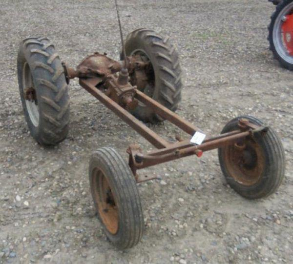 165Самодельный минитрактор трактор своими руками