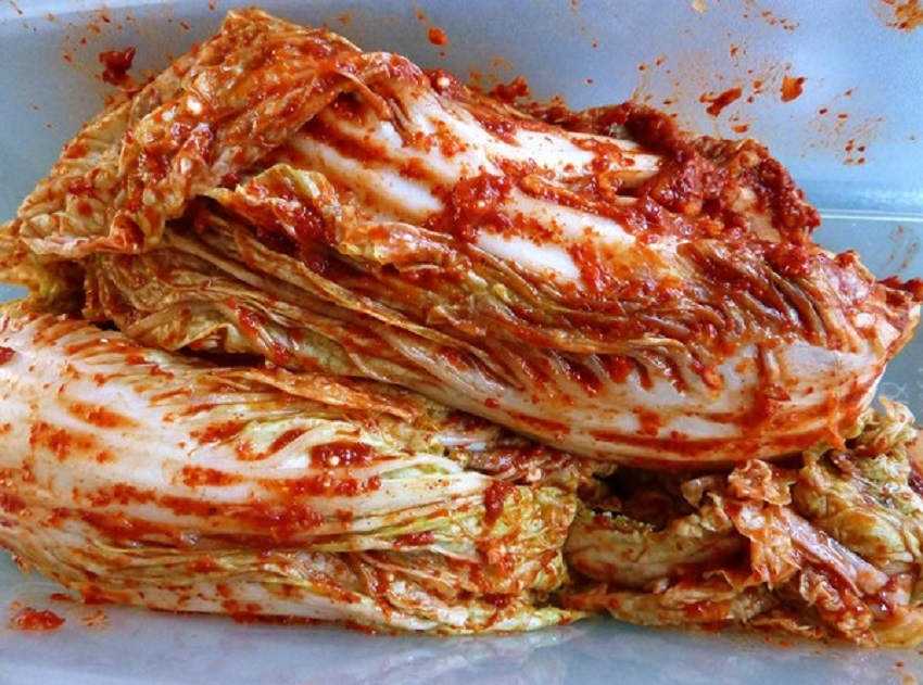 Как сделать пекинскую капусту по корейски