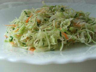 Засолка капусты: простой рецепт