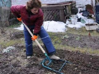 Чудо-лопата своими руками + чертежи