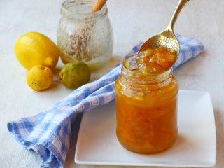 Айвовое варенье с лимоном: рецепт