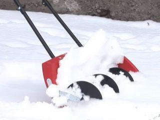 Механический снегоуборщик Арктика