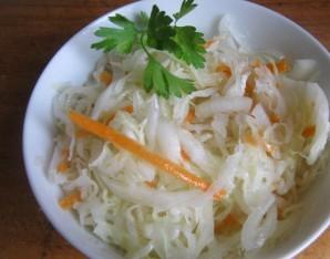 Рецепт маринованной капусты без уксуса