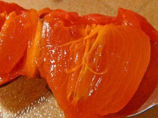 Рецепты джема из хурмы