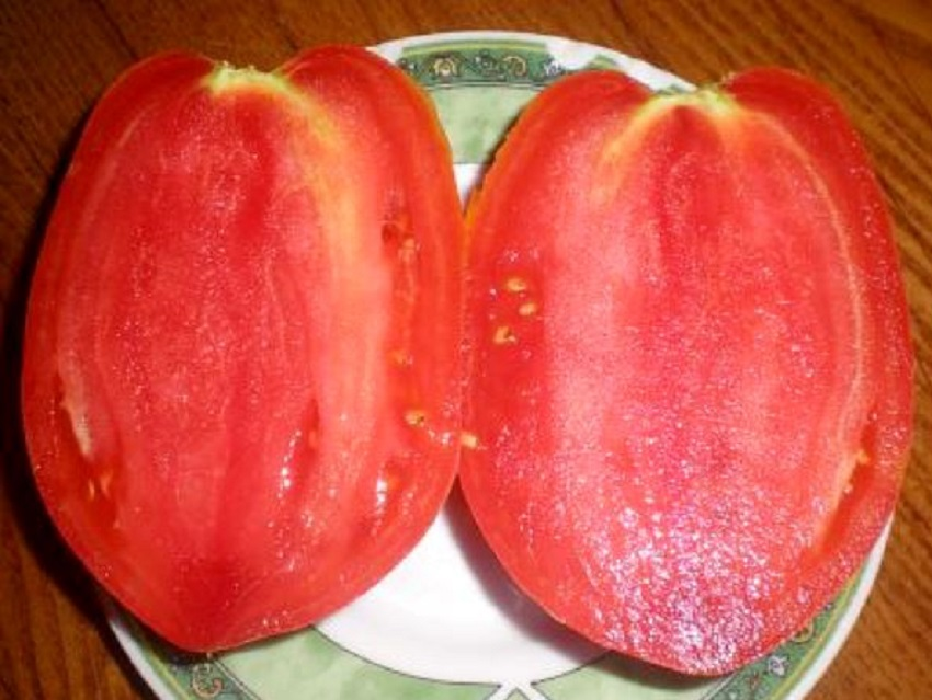 Великолепное разнообразие на грядках: помидоры Розовый фламинго