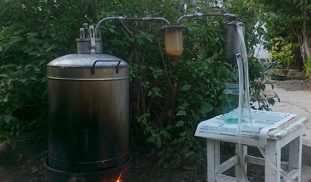 Самогонный аппарат для приготовления чачи схемы самогонных скачать
