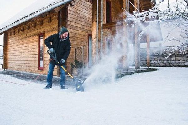 Очистка крыши от снега в саратове