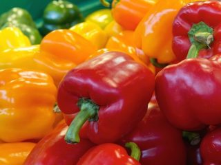 Сорта перцев Звезда востока: Мандариновая, Гигнтская, Белая в красном, Красная, Желтая, Шоколадная