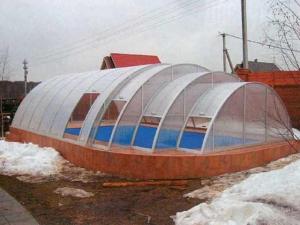 Морозоустойчивые бассейны для дачи