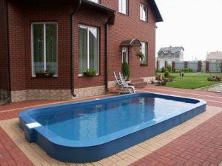Как сделать бассейн из полипропилена