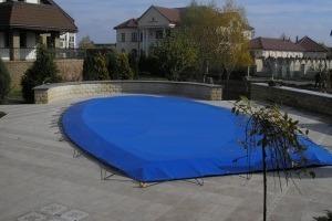 Покрывало для бассейна