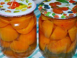 Рецепты абрикосов в сиропе