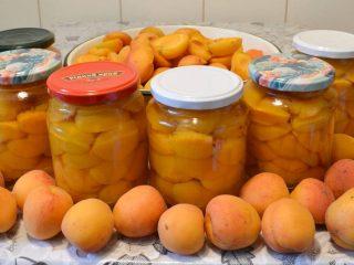 Рецепты абрикосов в собственном соку