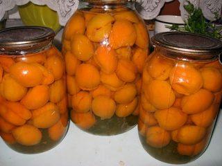 Рецепты компота из абрикосов
