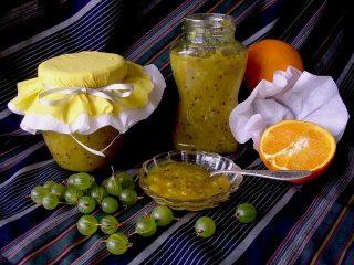Варенье из крыжовника с апельсином: 16 простых рецептов