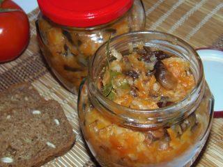 Рецепт грибной солянки из опят