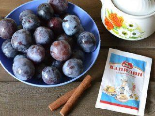 Рецепт джема из сливы на зиму