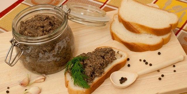 Грибная икра из опят на зиму рецепты с морковью, через мясорубку, из ножек, без стерилизации