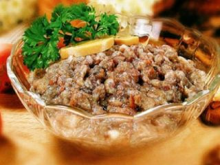 Икра из сушеных грибов: 11 рецептов