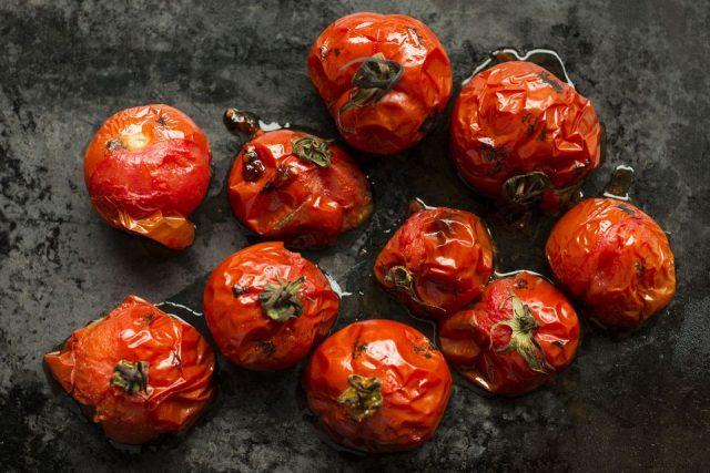 Жареные помидоры на зиму 5 рецептов