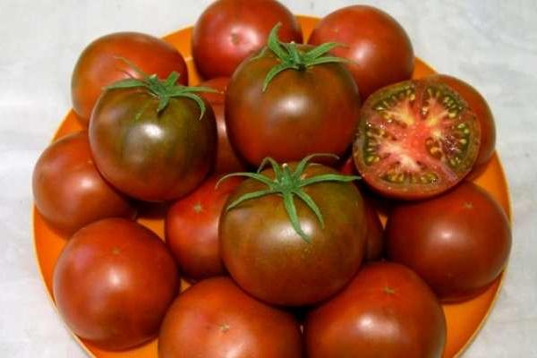 Бурые помидоры 8 рецептов на зиму