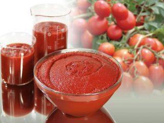 Протертые помидоры на зиму