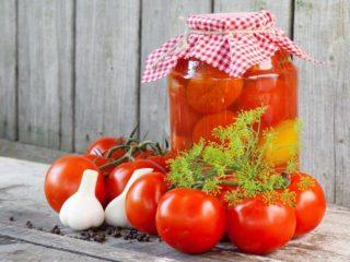 Болгарские помидоры: 5 рецептов на зиму
