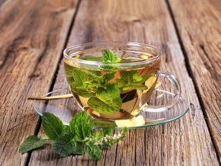 Чай из базилика