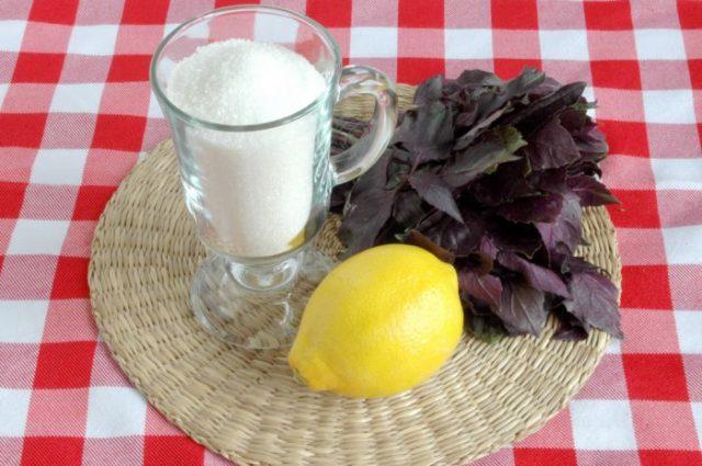 Компот из базилика: как приготовить освежающий напиток из базилика с лимоном » Сусеки