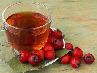 Чай из боярышника: польза и вред
